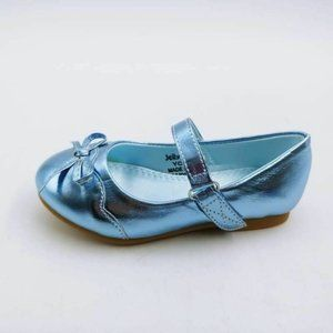JELLY BEANS Baby Girls Cirona Flat Shoes 7 New